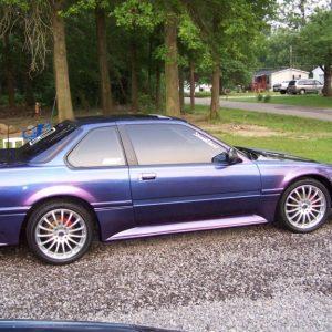 Blue Purple Flip Paint ColorShift Pearls