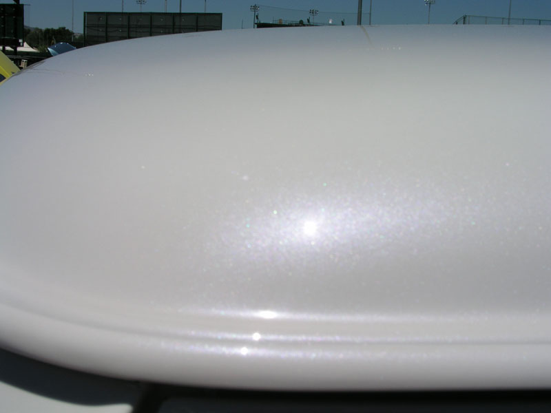 Championship White Paint Pearl
