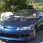Blue to Purple Chameleon shifter on Lexus.