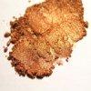 Small Pile of Orange Copper Color Pearls ®