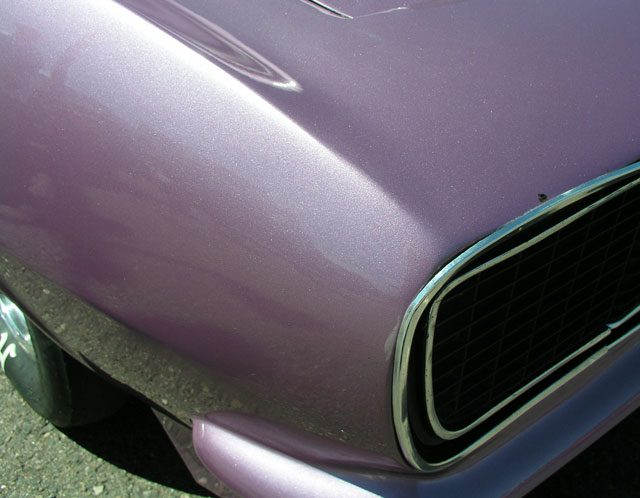 Violet Color Pearls ® for Custom Paint and various Coatings.