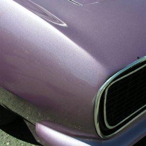 Violet Color Pearls - A Light Purple Metallic Pigment