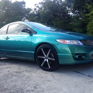 Blue Green Flip Paint ColorShift Pearls