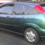 red green blue 4739RG chameleon on ford focus